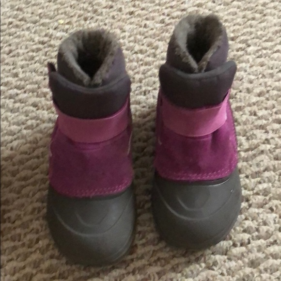 a2fb9f8be North face toddler Alpenglow snow boots